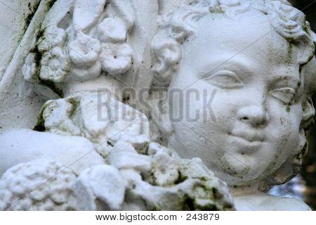Stone Child Face