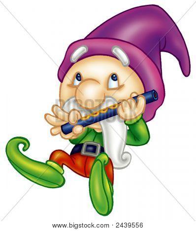 Dwarf Flute