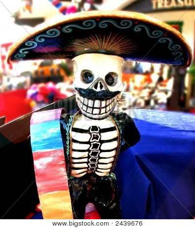 El Dia De Los Muertos Celebration