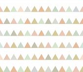 Seamless Linear Triangular Geometric Pattern. Seamless Abstract Triangle Geometrical Background. Inf poster