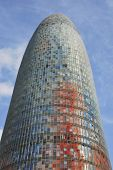 picture of phallic  - Agbar tower - JPG