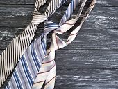 Wooden, Object, Man, Fashion, Tie, Background, Gift, Closeup, Style, Necktie, poster