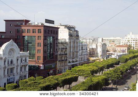 Avenue Habib BourguibaTunis Tunisia