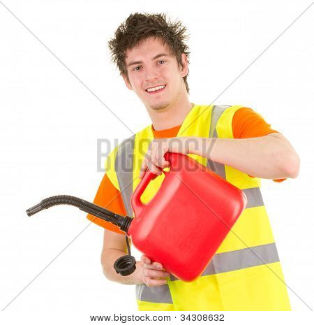 Fuel Can Guy