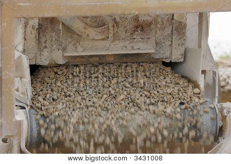 Pedreira de pedra