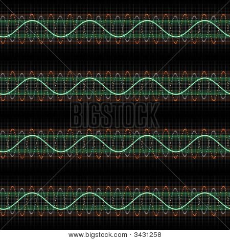 Sound Wave Pattern