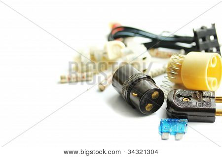 Electrical Bits & Bobs Lay Out