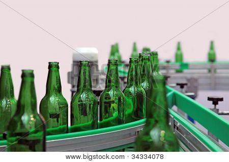 Glass Bottles For Beer