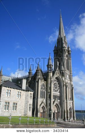 Cobh Cathedral Ireland