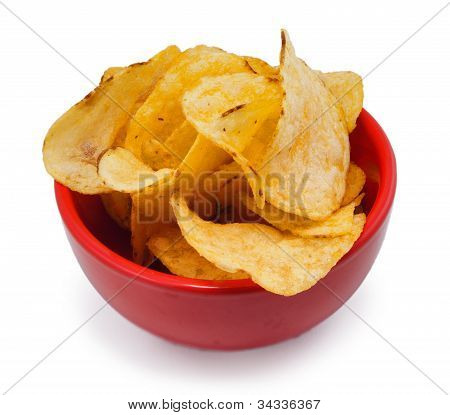 Chips In The Red Cup