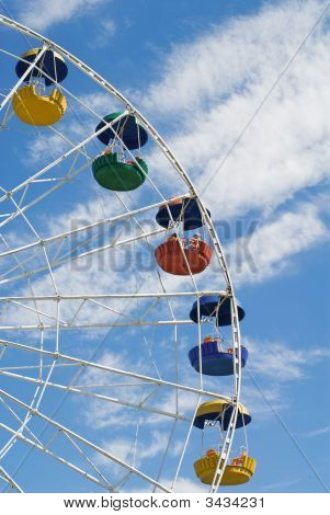 Whole Ferris Wheel For Two