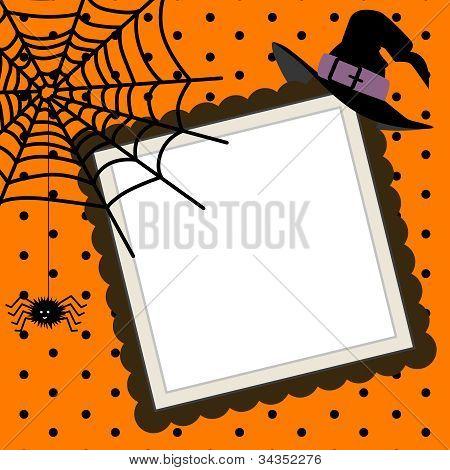 Halloween Frame