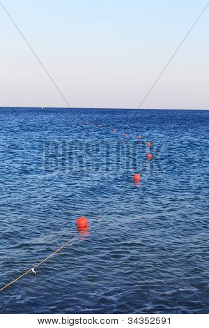 Buoy On Rope