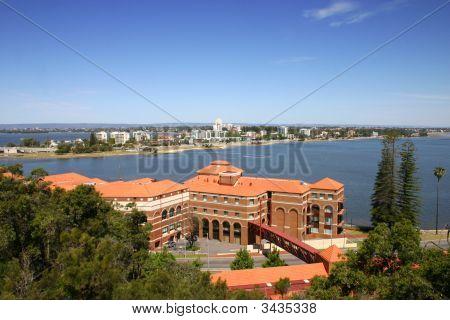 Swan River - Perth Western Australia