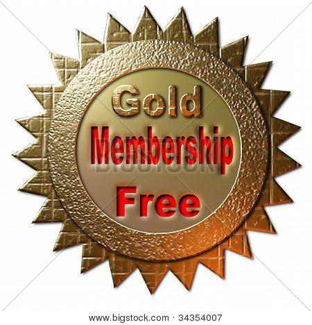 Gold Membership Free