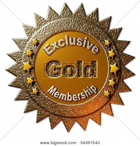 exklusive gold-Mitgliedschaft