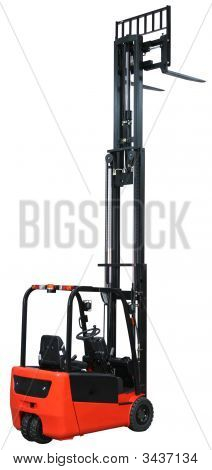 Forklift From Warehouse Equipment Series