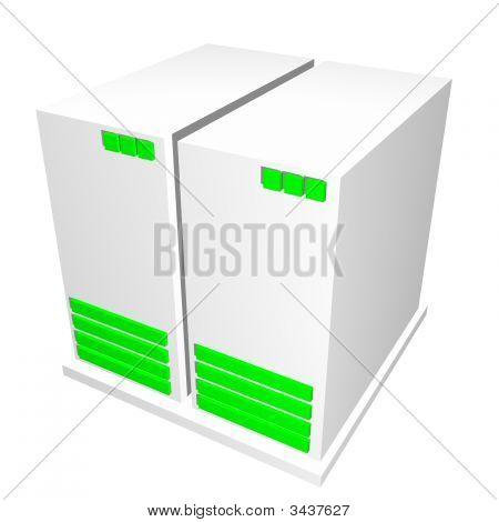 Server Cpu Machine