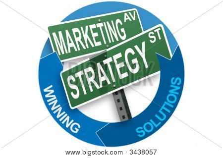 Marketing-Business-Konzept