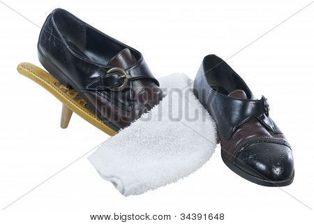 Shoes And Shine Wedge
