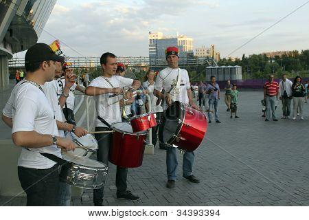Ensemble Of Drummers