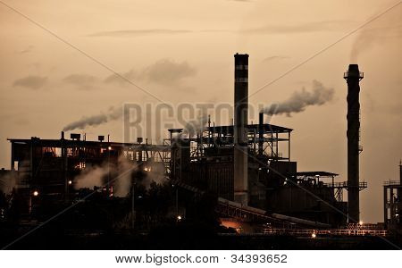 Industry Plant