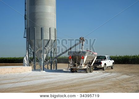 Loading Ag Chemicals