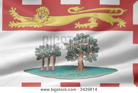 Edward Island Flag