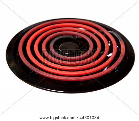 Red Hot Burner