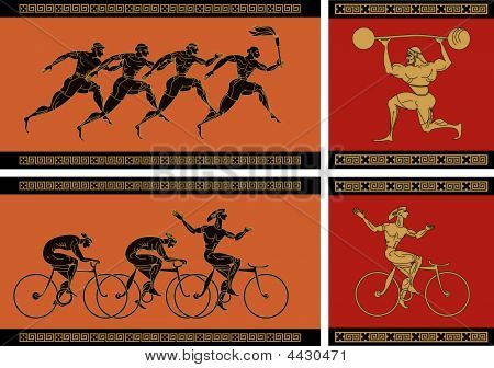 Grece-old-sport