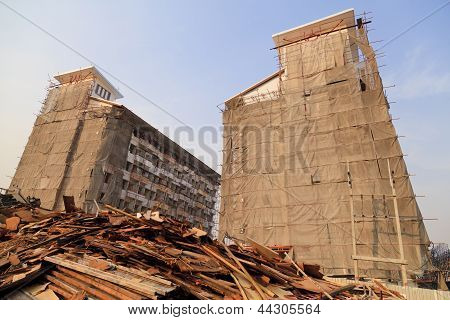 Building Slant