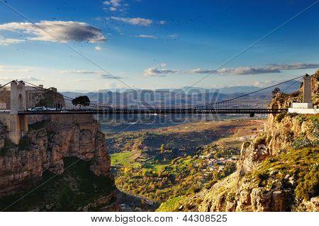 Constantine, la ciudad de los puentes, Argelia