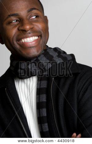 Winter Fashion Man