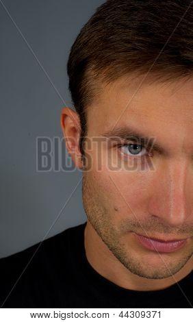 Portrait Of The Nice Man