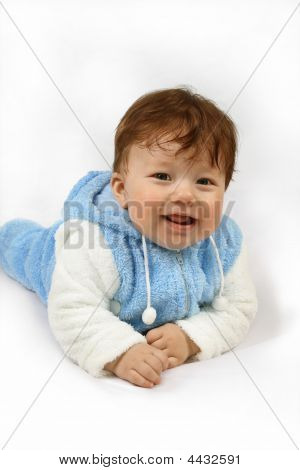 Happy Baby-boy