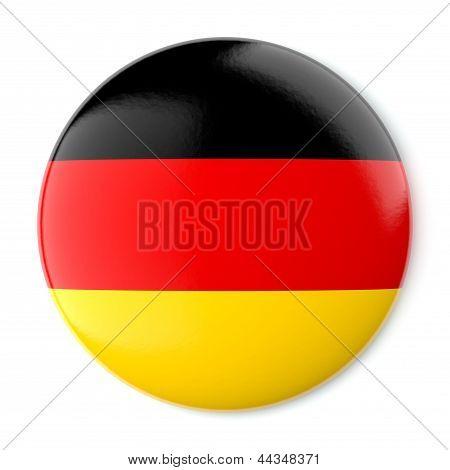 Germany Pin-back