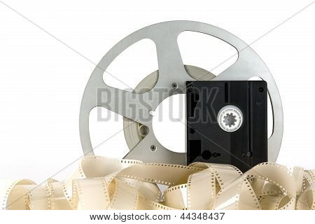 Obsolete Film Media