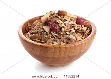 Muesli In A Bowl