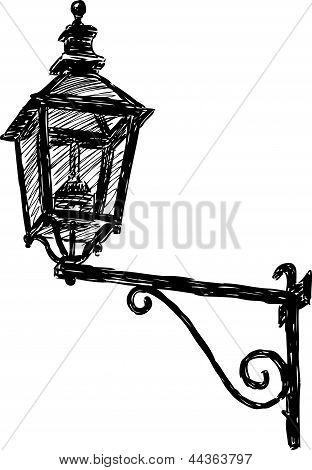 Vintage Lantern.eps