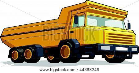 Haul Truck/Construction Truck