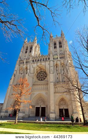 National Cathedral Washington Dc - April 5, 2013
