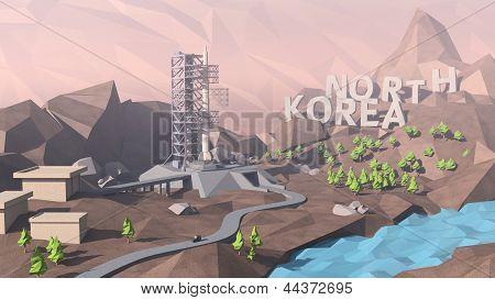 North Korean's Threat