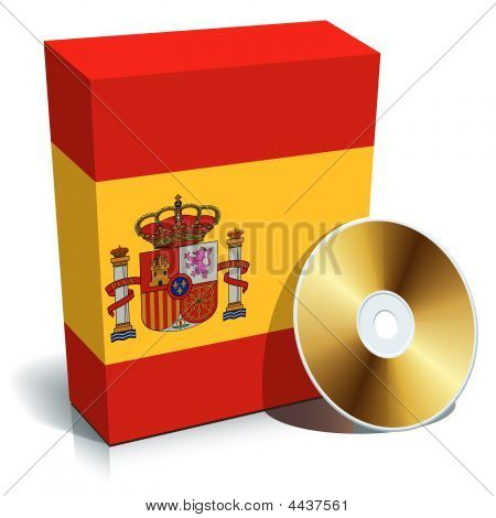 Spanish Software Box