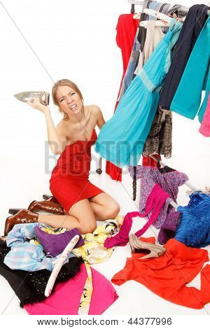 Still Nothing To Wear!