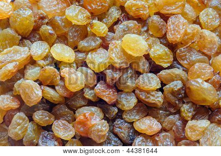 A Heap Of Raisins
