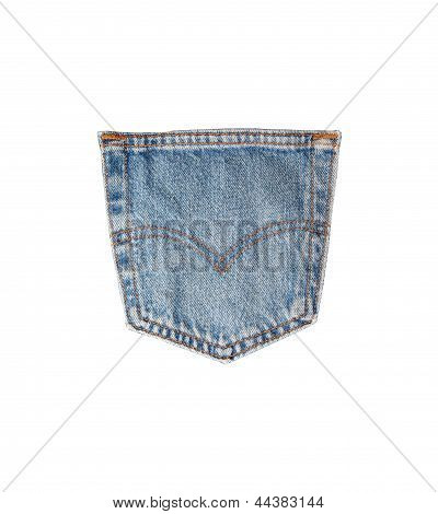 Filthy Jean Pocket