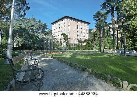 St Jakob Park, Croatia tourism