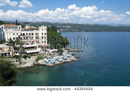 Adriatic Sea scenic view