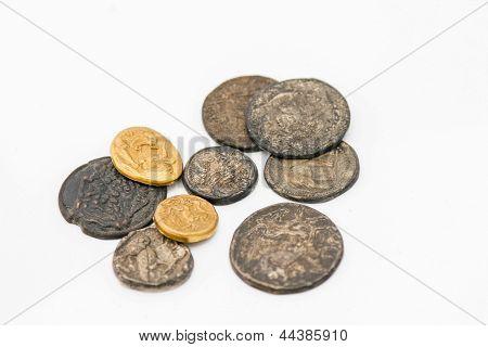 Antique Roman Coins