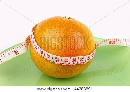 Healthy Grapefruit